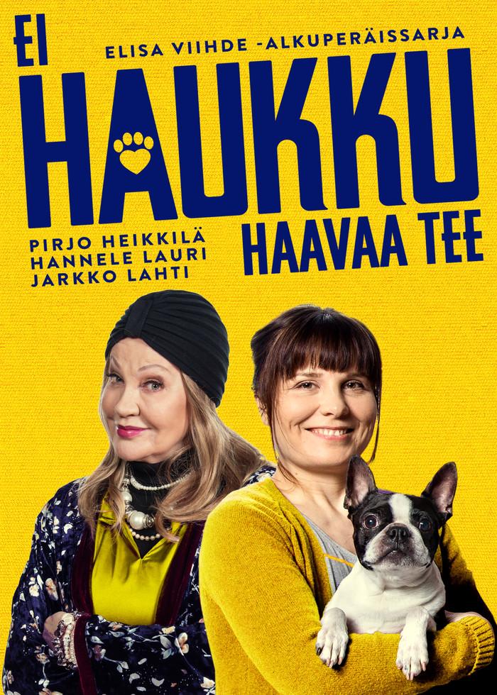Ei Haukku haavaa tee - uusi komediasarja julkaistiin tänään