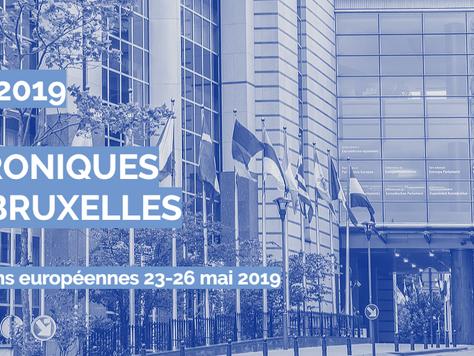 2019, L'ANNÉE DE TOUS LES CHANGEMENTS POUR L'UNION EUROPÉENNE