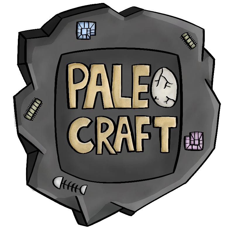 PaleoCraft - Logo