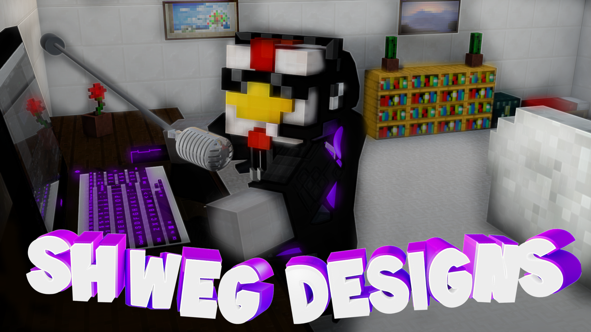 ShwegDesigns with text