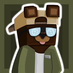 Lurc Bear Art Solid BG