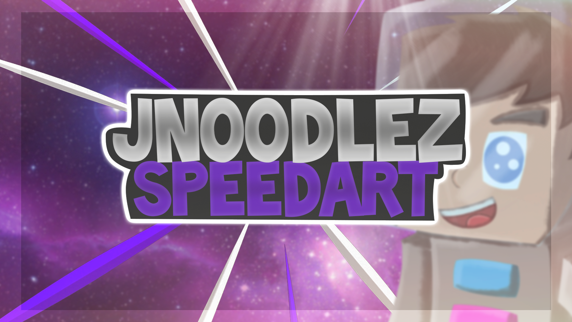 JNoodlez - Speed Art