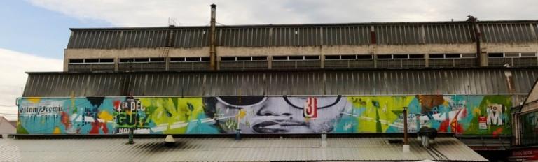 Marché aux puces Marseille - Pont des arts