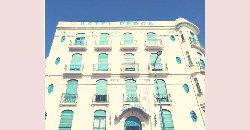 Hotel Peron Marseille