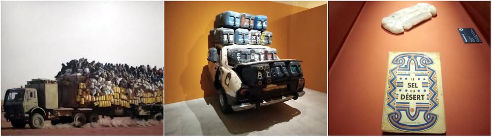 Marseille exposition Sahara Pont des arts