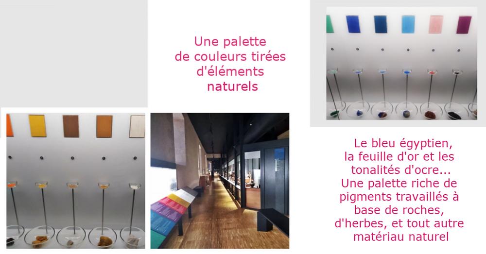 MAM Marseille exposition Pont des arts archéologique