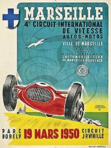 Grand Prix Marseille - F1