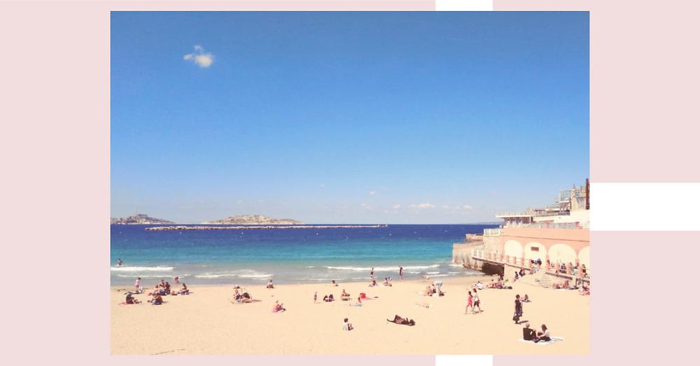 Place les Catalans Marseille