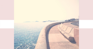 Banc Corniche Kennedy