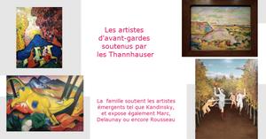Expo Guggenheim Hotel de Caumont Pont des arts