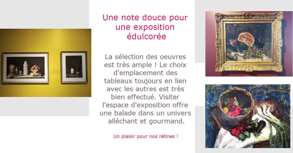 Exposition De la Table au Tableau musée Regard de Provence Pont des arts Marseille