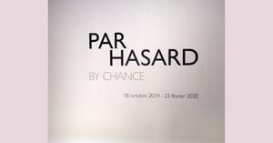 Par Hasard Expo Vieille Charité Marseille Pont des arts