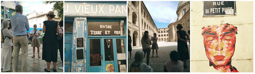 Marseille Pont des arts visites 2018