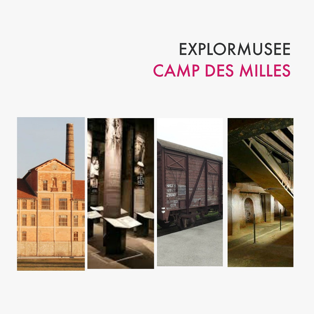explormusee camp des milles - Pont des arts