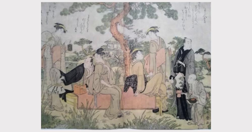 Exposition Les grands maitres du Japon Aix en Provence