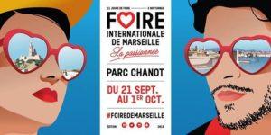 Foire de Marseille - Pont des arts