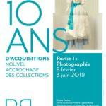 Musée Réattu Pont des arts expo avril