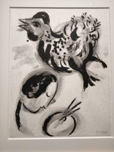 Chagall pont des arts caumont
