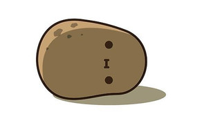 ''I am a potato''... - Potato Medicine