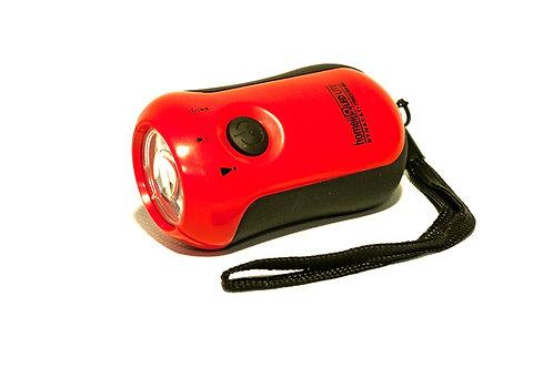 Lampe de poche LED dynamo