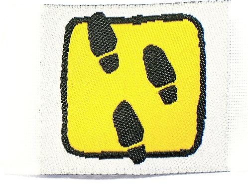 Sentier jaune