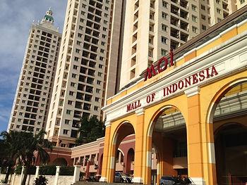 Mall of Indonesia MOI Kelapa Gading