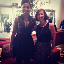 Jemele Hill ESPN 2014 ESPY Awards