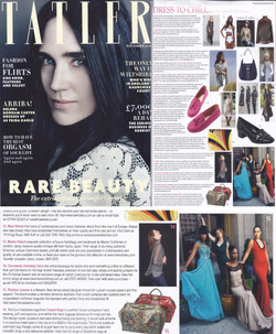 Tatler UK Nov 2015