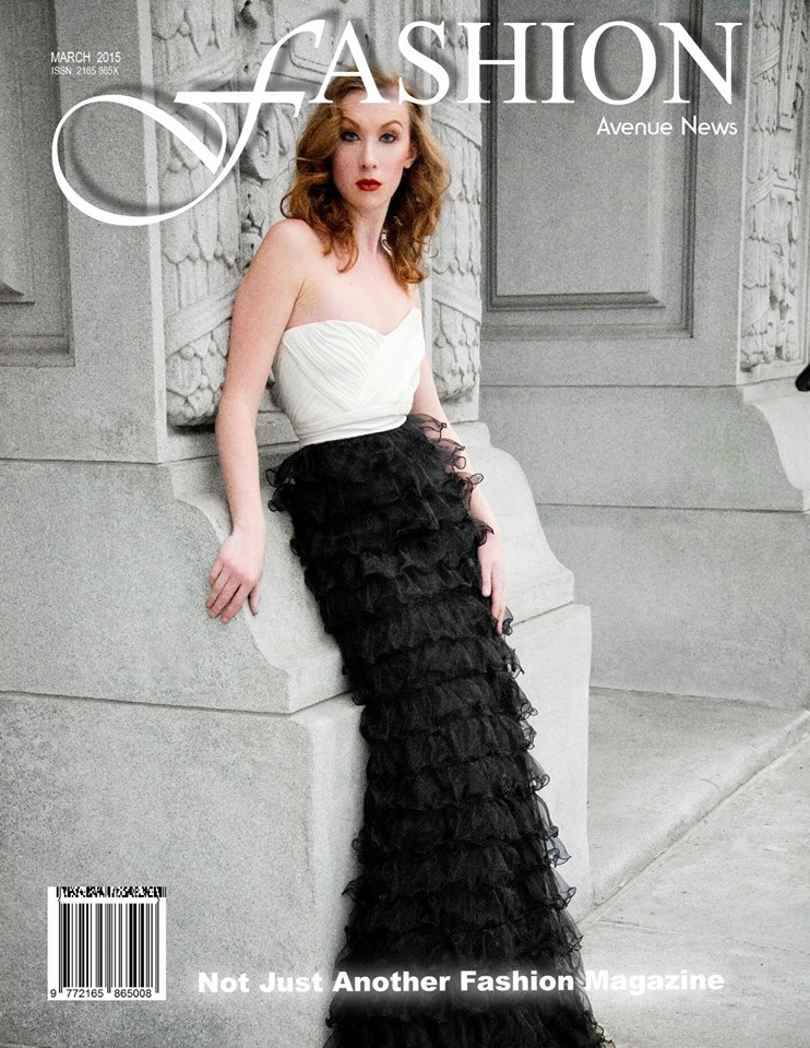 Fashion Avenue News cover