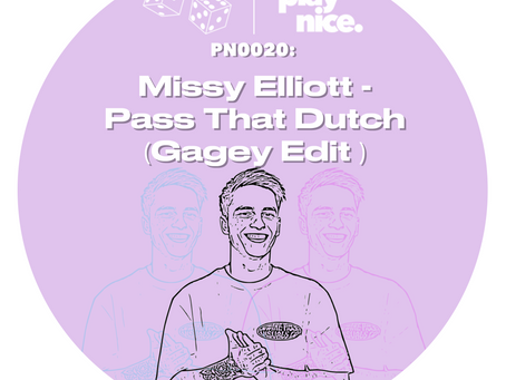 PN0020: Missy Elliott - Pass That Dutch (Gagey Edit) FREE DOWNLOAD 🎲🎲