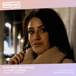 Reprezent Radio : Play Nice w/ Amy Lauren & KIDE 🎲🎲
