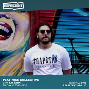 Reprezent Radio - Play Nice w/ LA Sam & HAKO 🎲🎲