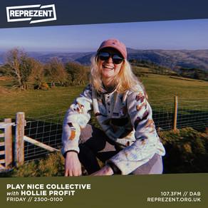 Reprezent Radio - Play Nice w/ Hollie Profit & Josh Powell 🎲🎲