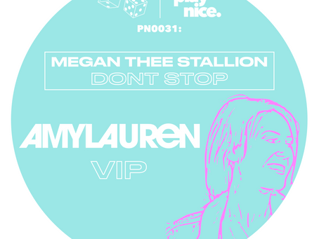 PN0031: Megan Thee Stallion - Don't Stop (Amy Lauren VIP) *FREE DOWNLOAD* 🎲🎲