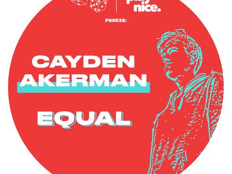PN0038: Cayden Akerman - Equal