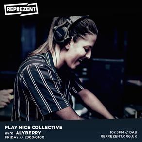 Reprezent Radio - Play Nice w/ ALYBERRY & Brad King 🎲🎲