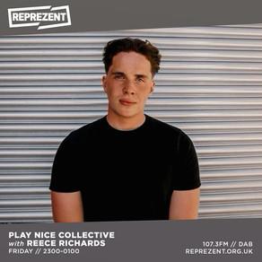 Reprezent Radio - Play Nice w/ Luke Davidson & Reece Richards🎲🎲