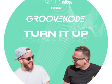 PN0028: Groovekode - Turn It Up (FREE DOWNLOAD)🎲🎲