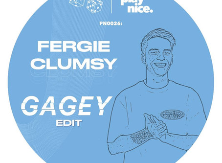 PN0026: Fergie - Clumsy (Gagey Edit) FREE DOWNLOAD 🎲🎲
