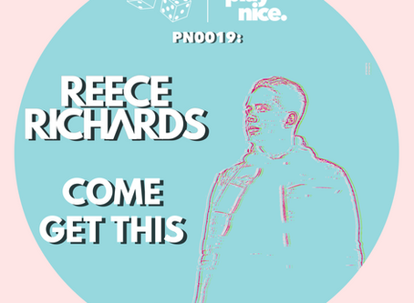 PN0019: Reece Richards - Come Get This (FREE DOWNLOAD)
