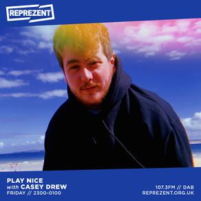 Reprezent Radio - Play Nice w/ Casey-Drew & 21 Souls 🎲🎲