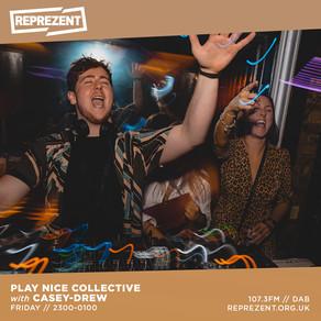 Reprezent Radio - Play Nice w/ Casey-Drew & James Xander 🎲🎲
