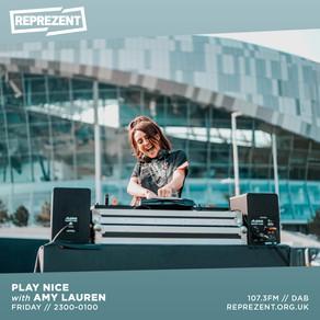Reprezent Radio - Play Nice w/ Amy Lauren & HeyDan 🎲🎲