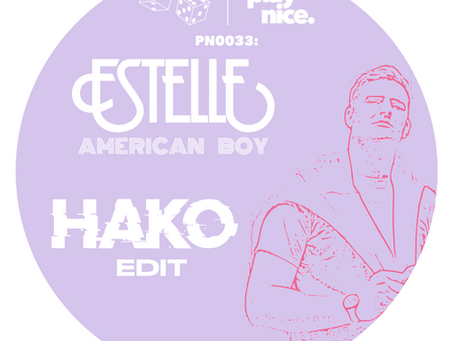 PN0033: Estelle - American Boy (HAKO Edit) FREE DOWNLOAD🎲🎲
