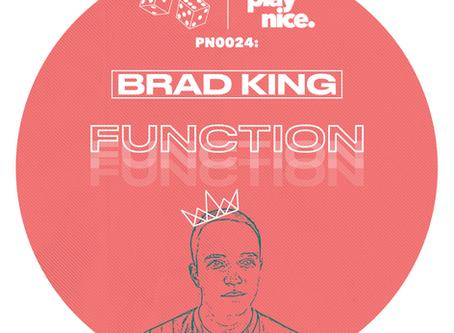 PN0024: Brad King - Function (FREE DOWNLOAD) 🎲🎲