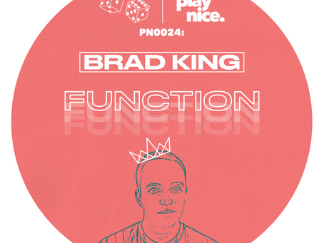 PN0024: Brad King - Function (FREE DOWNLOAD) 🎲🎲