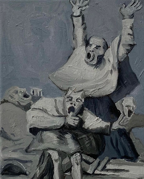 ALISON CAUSER AFTER GOYA