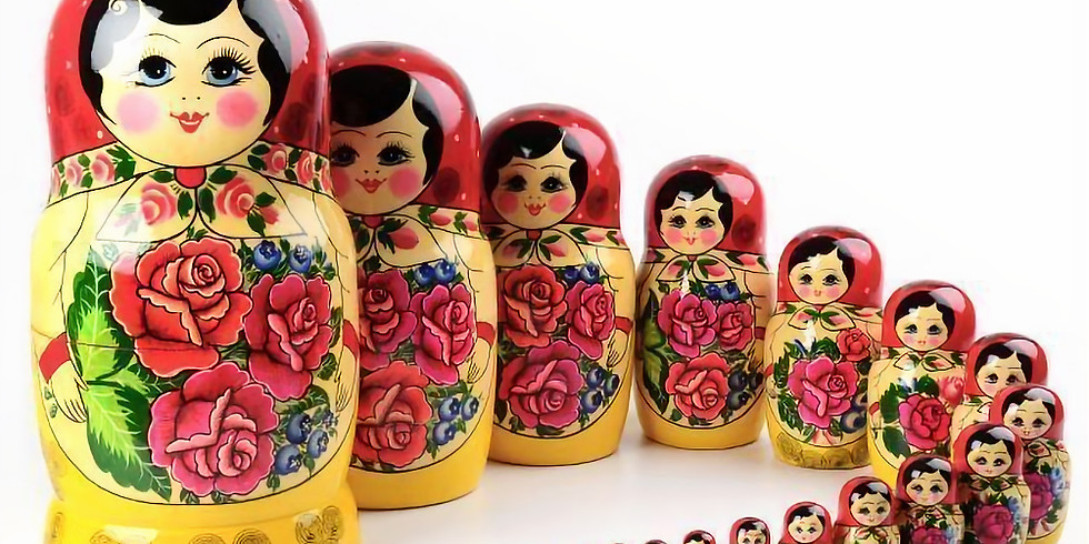 My 2020's  Matryoshka Doll Realness