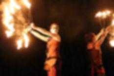 Fire Show: di Fuoco e di Luce