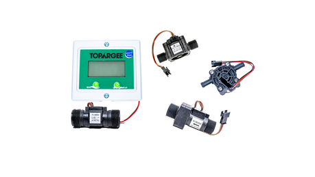 FUEL AND WATER FLOW METERS